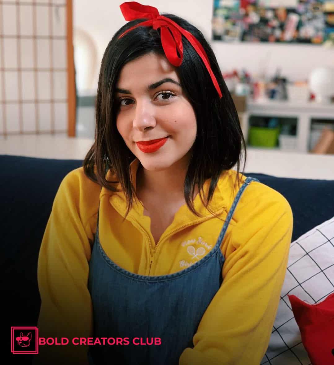 Alicereja Bold Creators Club Influencer Marketing Agency South America Brazil