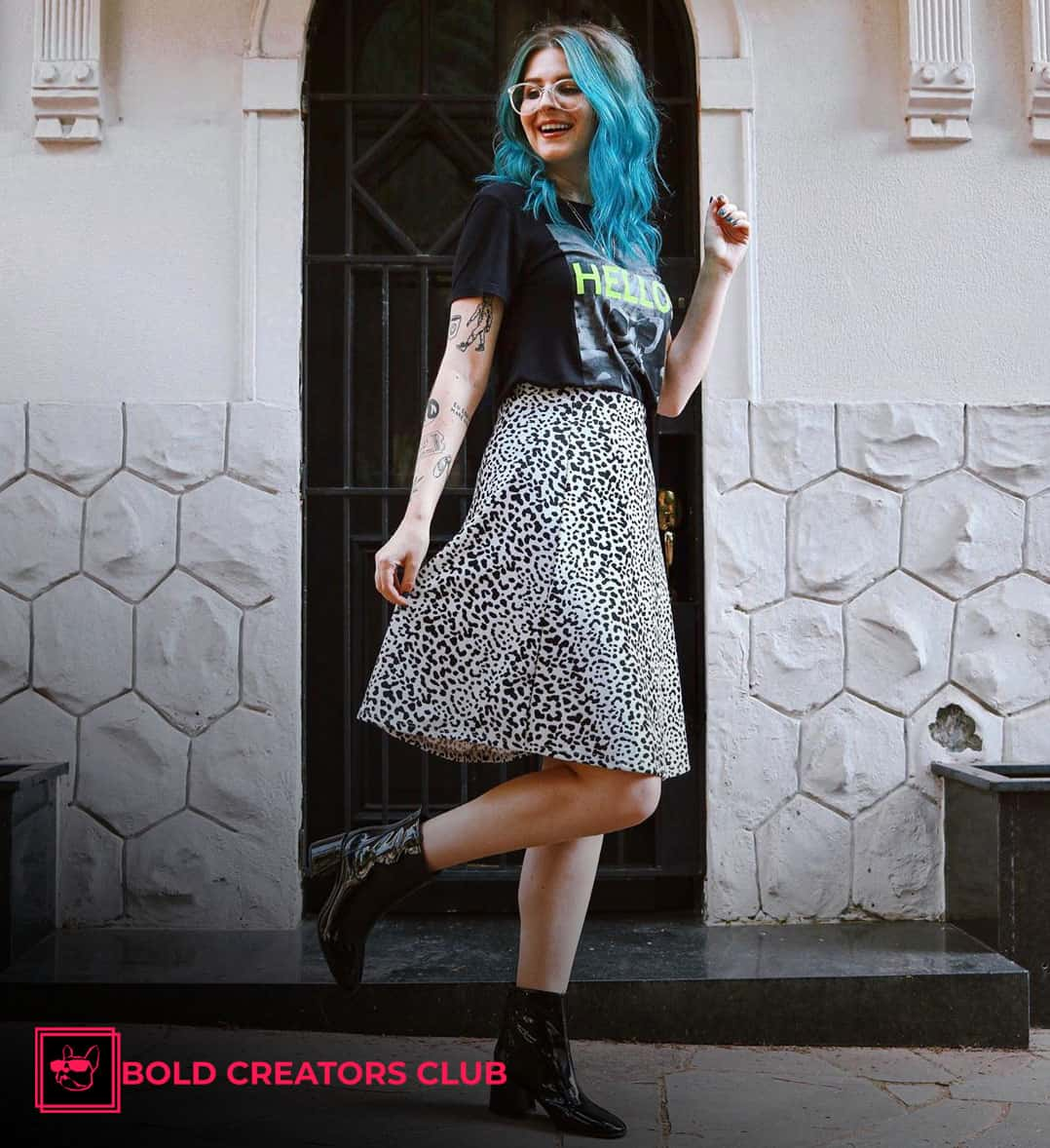 Camila Rech Bold Creators Club Influencer Marketing Agency South America Brazil