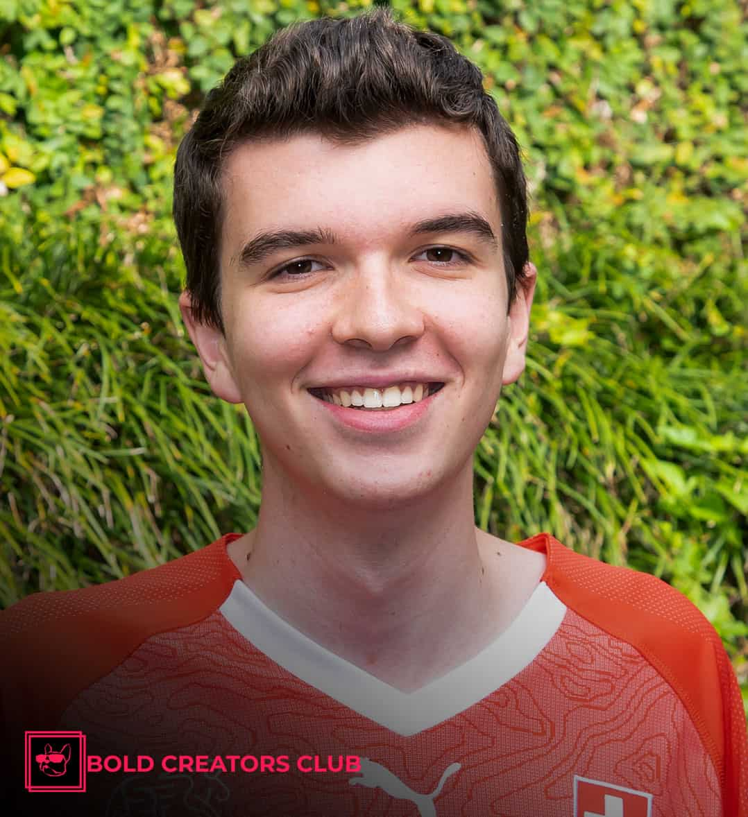 Francisco Vieira Bold Creators Club Influencer Marketing Agency South America Brazil