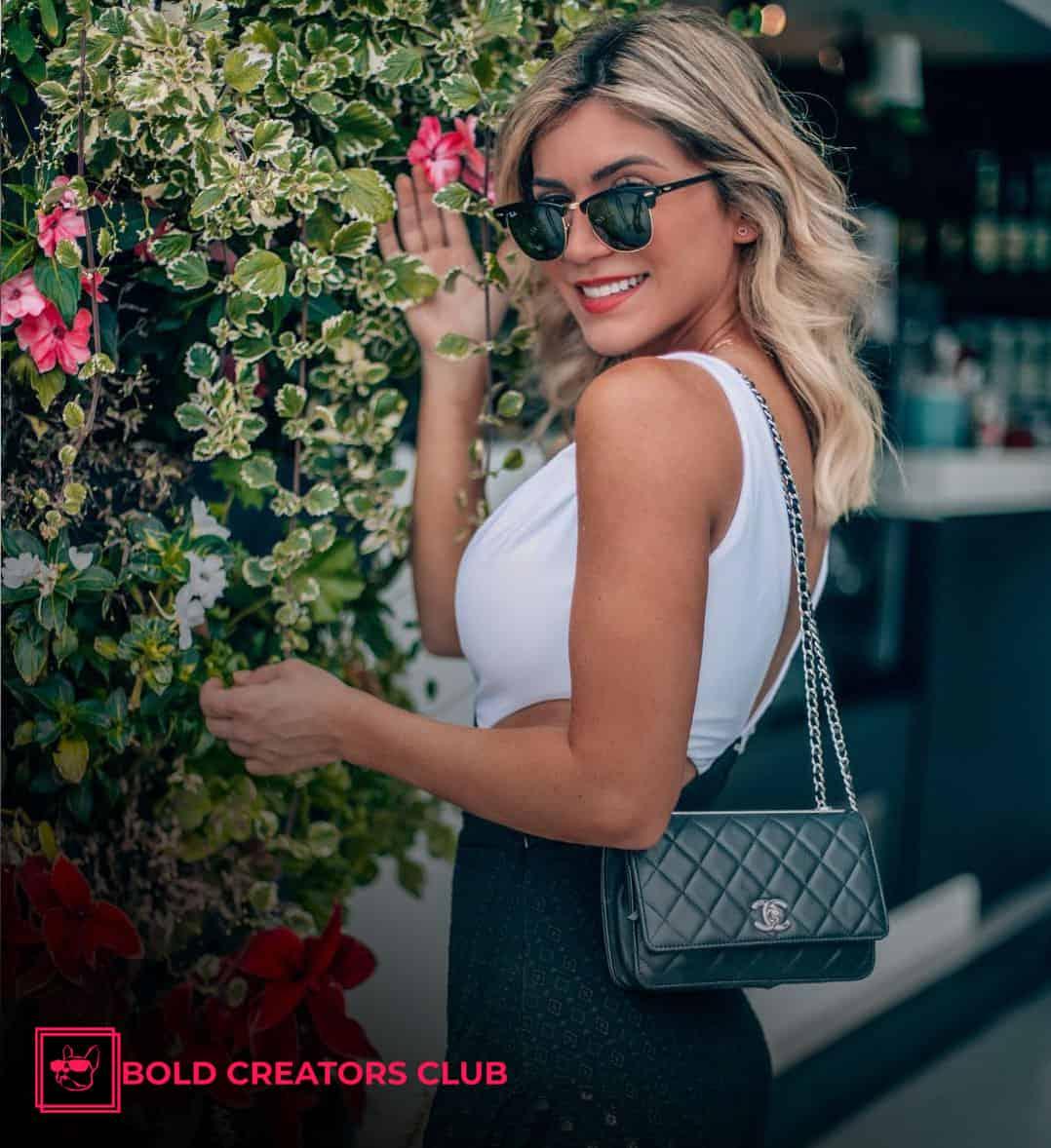 Jessica Belcost Bold Creators Club Influencer Marketing Agency South America Brazil