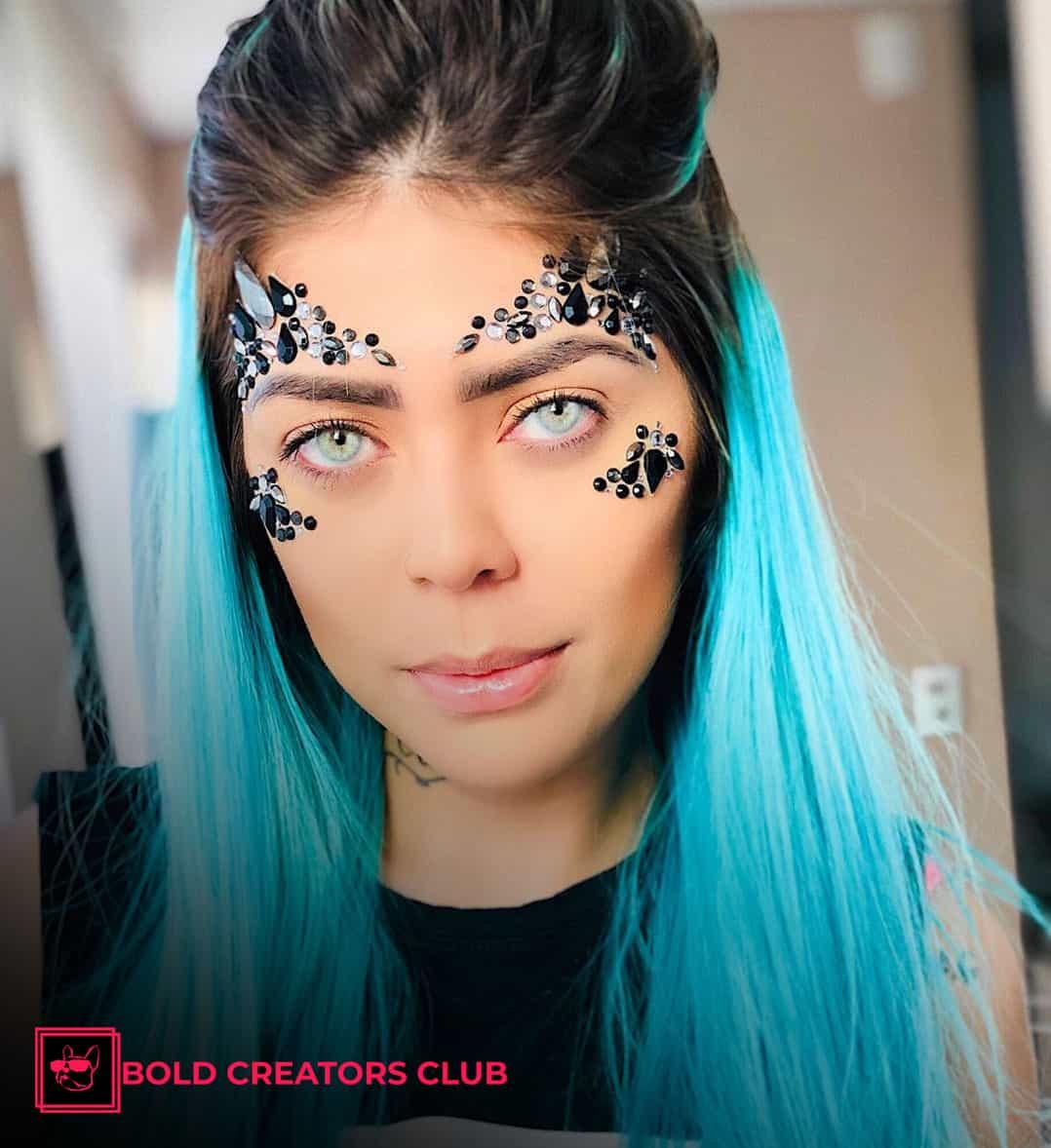 MC Bella Bold Creators Club Influencer Marketing Agency South America Brazil