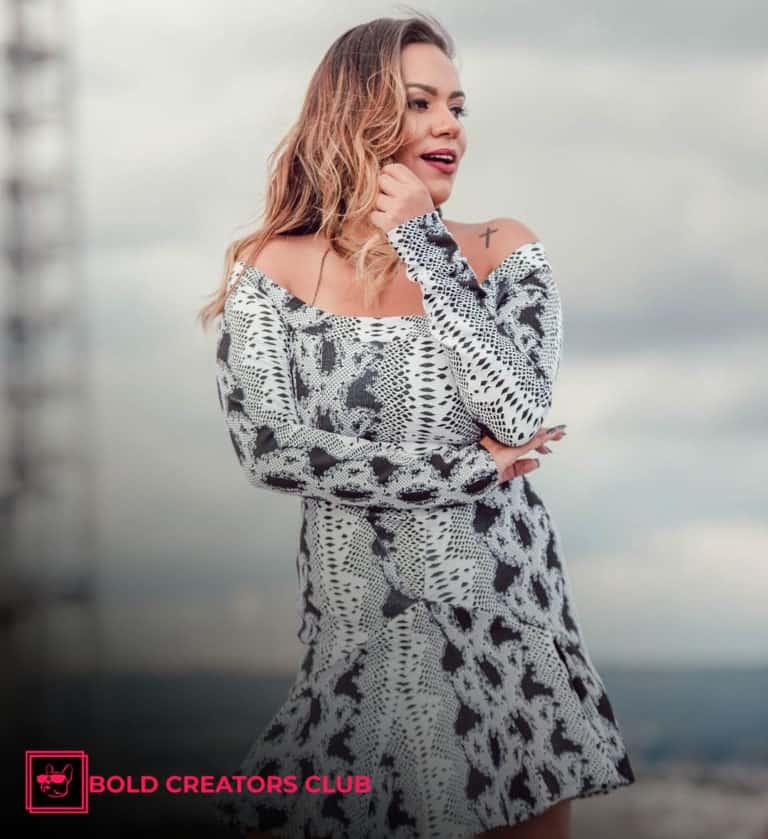 Marcelle Christine Bold Creators Club Influencer Marketing Agency South America Brazil