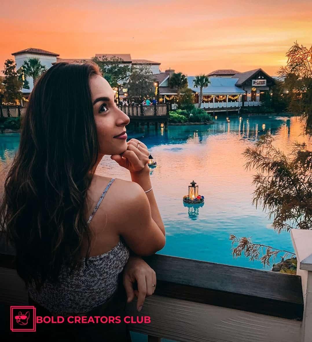 Nicolle Rocha Bold Creators Club Influencer Marketing Agency South America Brazil
