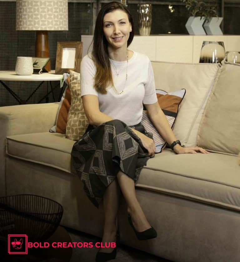 Nina Braz Bold Creators Club Influencer Marketing Agency South America Brazil