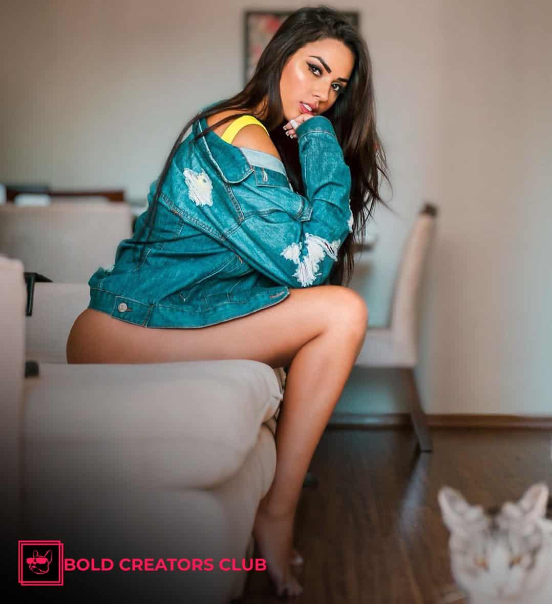 Pamella Libbre Bold Creators Club Influencer Marketing Agency South America Brazil