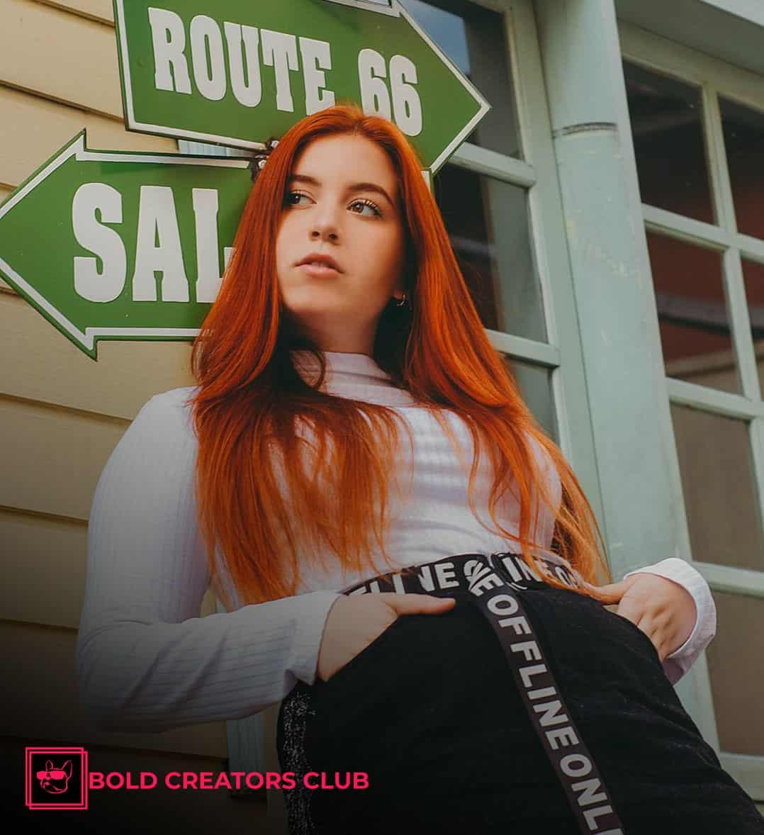 Sofia Santino Bold Creators Club Influencer Marketing Agency South America Brazil