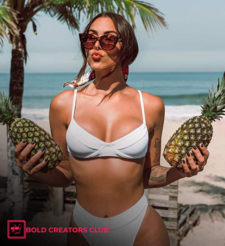 Stephanie Viegas Bold Creators Club Influencer Marketing Agency South America Brazil