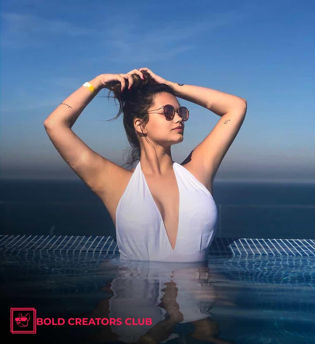 Suzanna Freitas Bold Creators Club Influencer Marketing Agency South America Brazil
