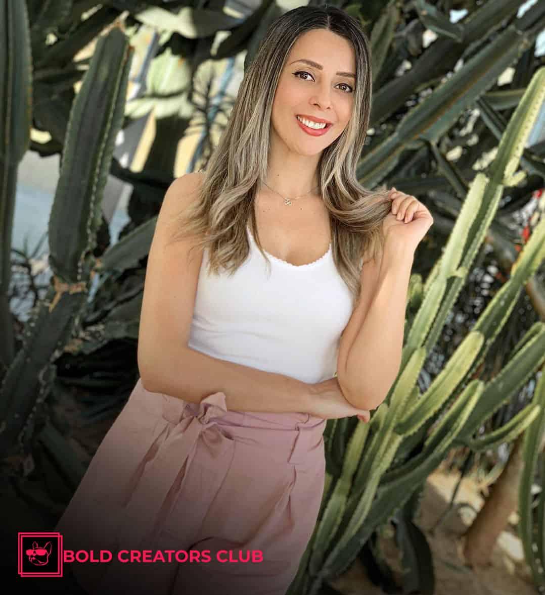 Thais Matsura Bold Creators Club Influencer Marketing Agency South America Brazil
