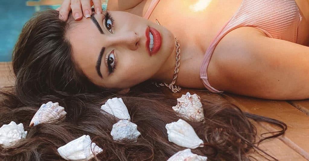 Pamela Drudi Brazilian Influencers TikTok Instagram YouTube Brazilian beauty influencer Bold Creators Club agency