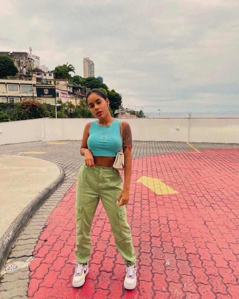 Sthefane Matos | Bold Creators Club leading brazilian influencers