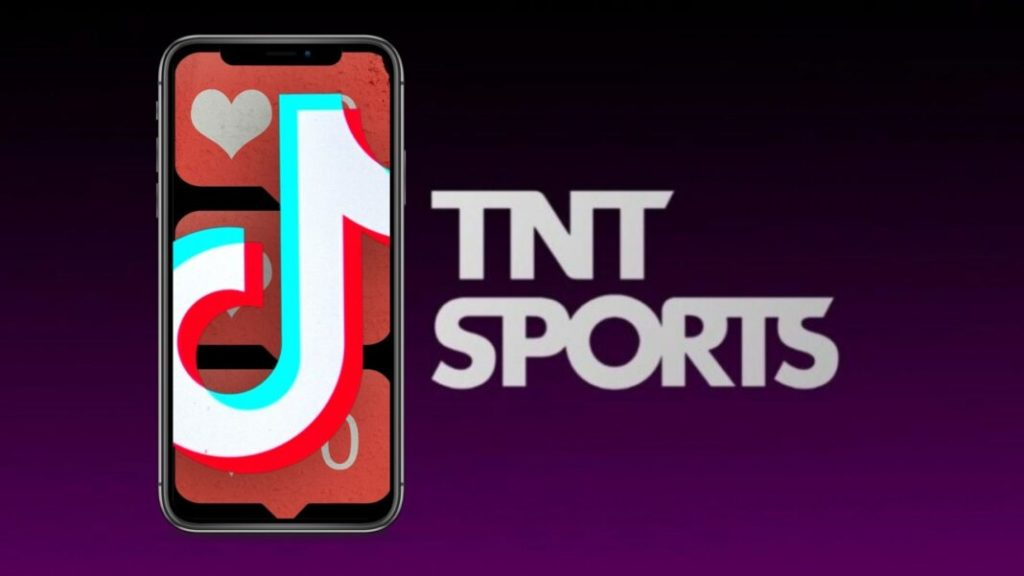 TikTok unites with TNT Sports to broadcast football games on the app